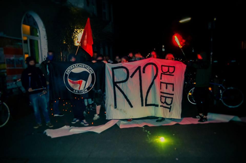 R12 bleibt!